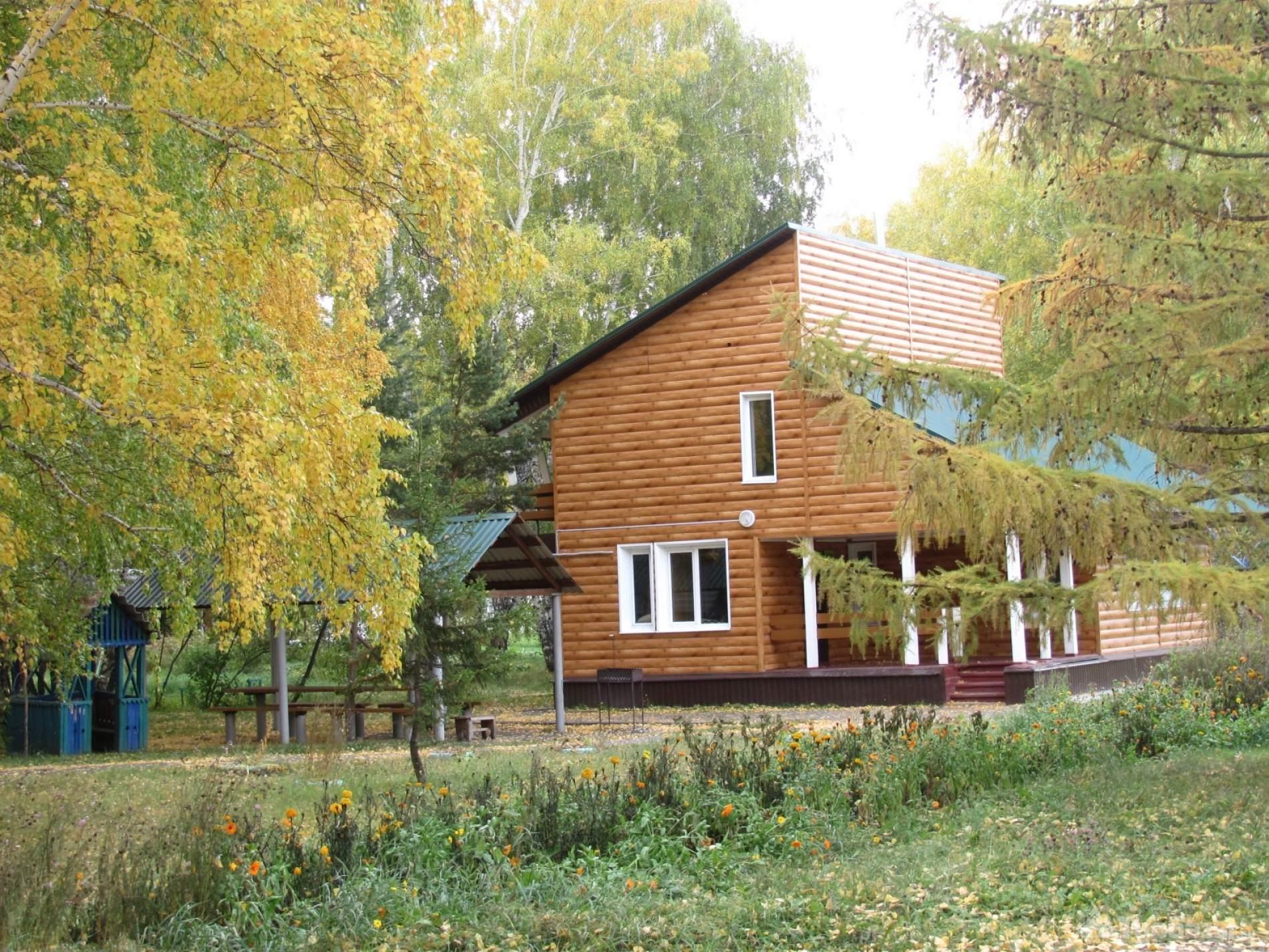 База отдыха Зотино в Омске
