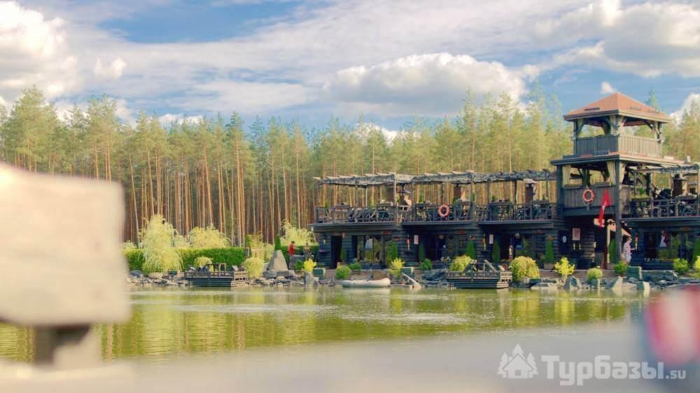 База отдыха для рыбалки брянск
