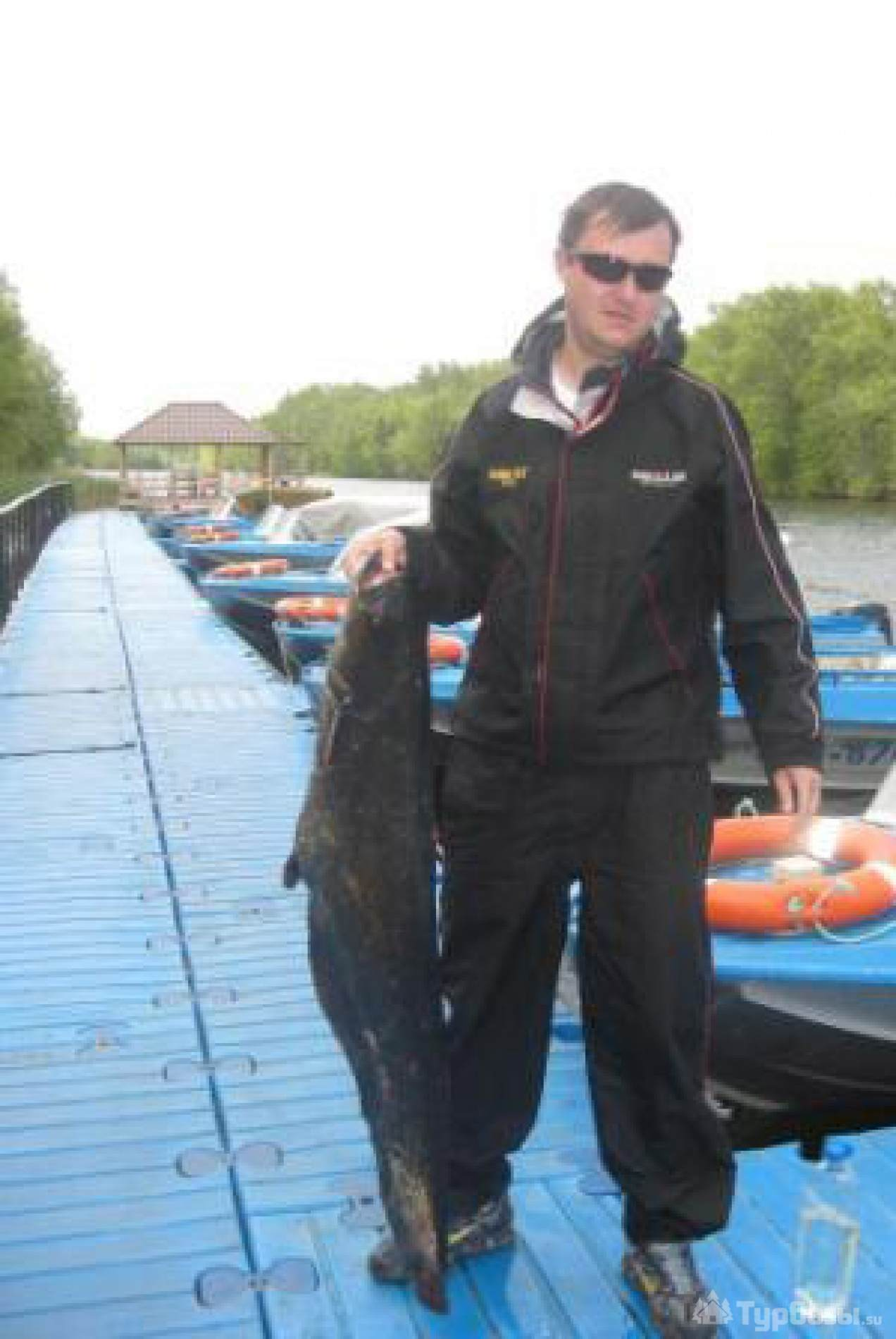 Рыбалка на волге удача