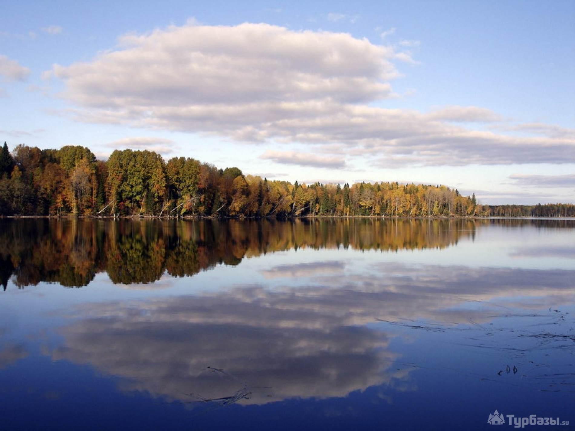 База рыболовная савозеро