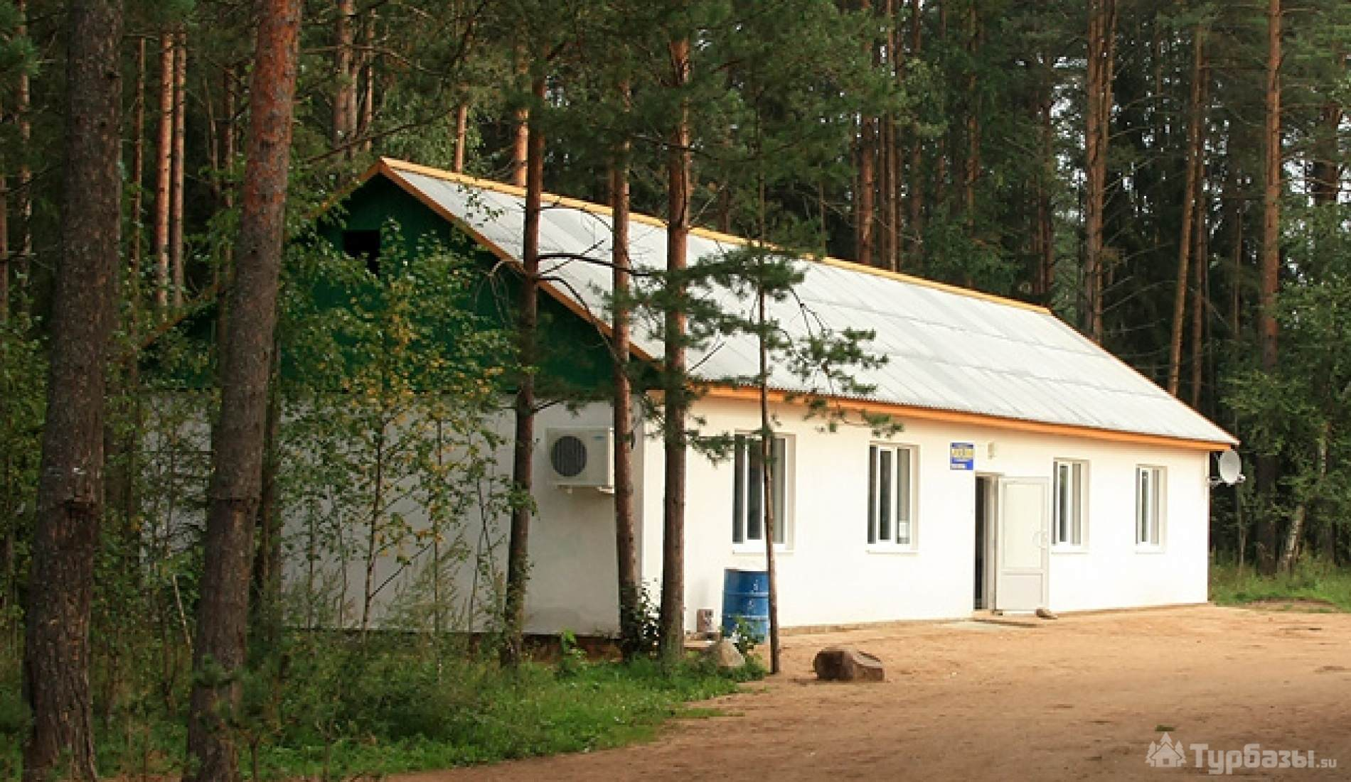 Турбаза в тишково московская область чайка фото
