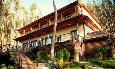 Отель-Клуб Донской лес