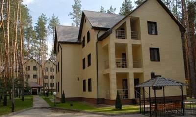 Гостиничный комплекс Две реки