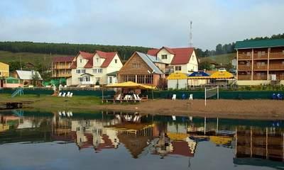 База отдыха Озеро Парное