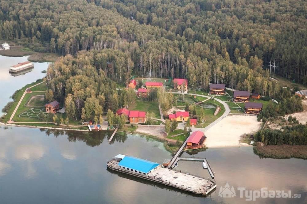 Базы отдыха нижегородской области