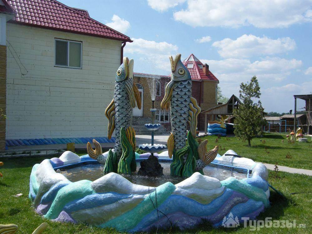 база отдыха для рыбалки в дагестане