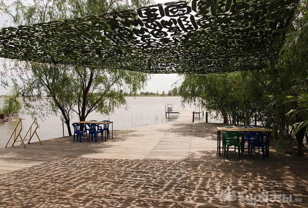 Рыболовная база отдыха хуторок