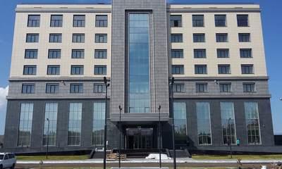 Гостиничный комплекс Azimut Отель Кызыл