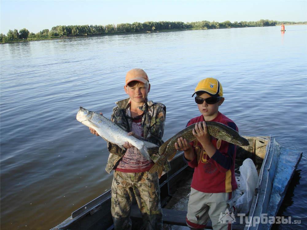 Гагарин рыболовные базы