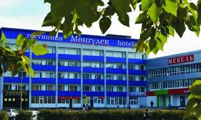 Гостиница Монгулек