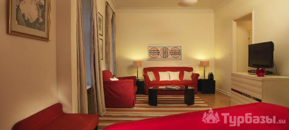мини отель four rooms в петербурге