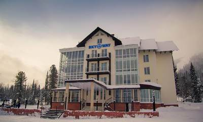 Отель Sky Way