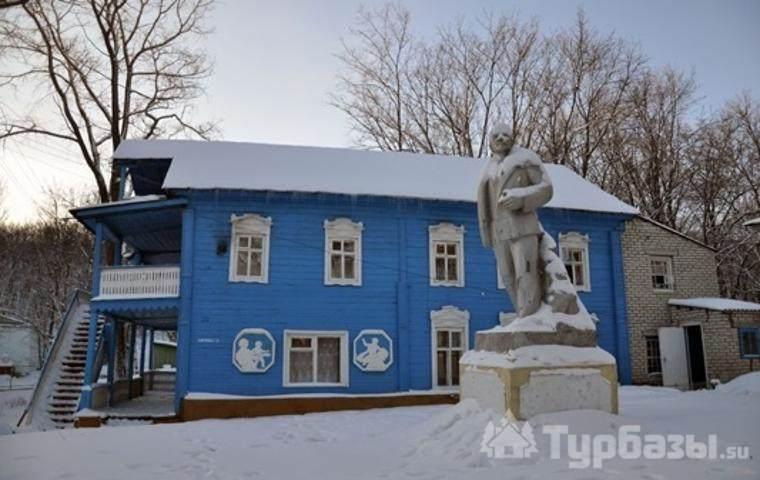 санаторий черемшаны хвалынск фото