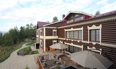 База отдыха Байкальская резиденция